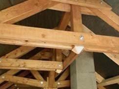 tető szerkezet építés